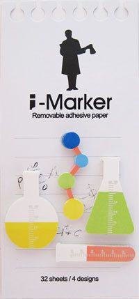 Sticky Notes / Removable Adhesive Paper Laboratory by pikwahchan