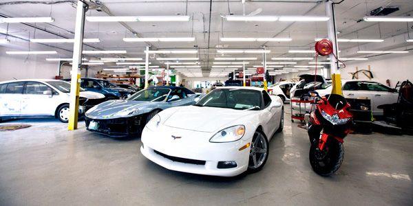Car Paint Shops Columbus Ohio