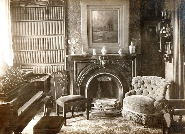 an intimate portrait of home period views of domestic interiors in upstate new york 1830 1914. Black Bedroom Furniture Sets. Home Design Ideas