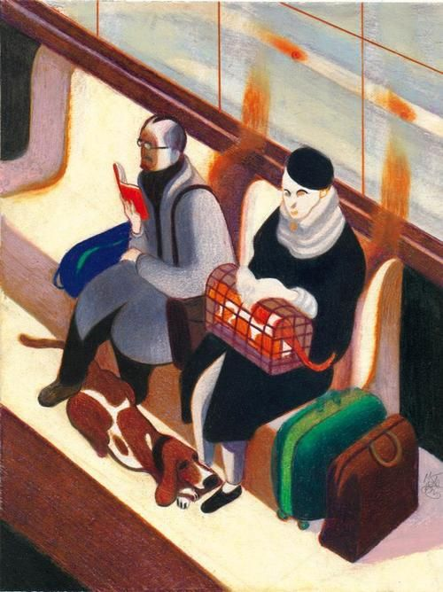 Lorenzo Mattotti, Selected Works