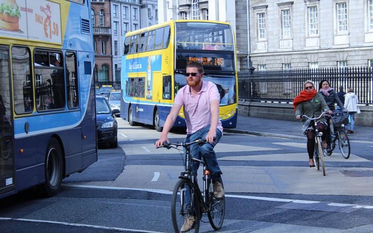Dublin Cycling Campaign welcomes visionary plan for Dublin City Centre ! | Dublin Cycling Campaign