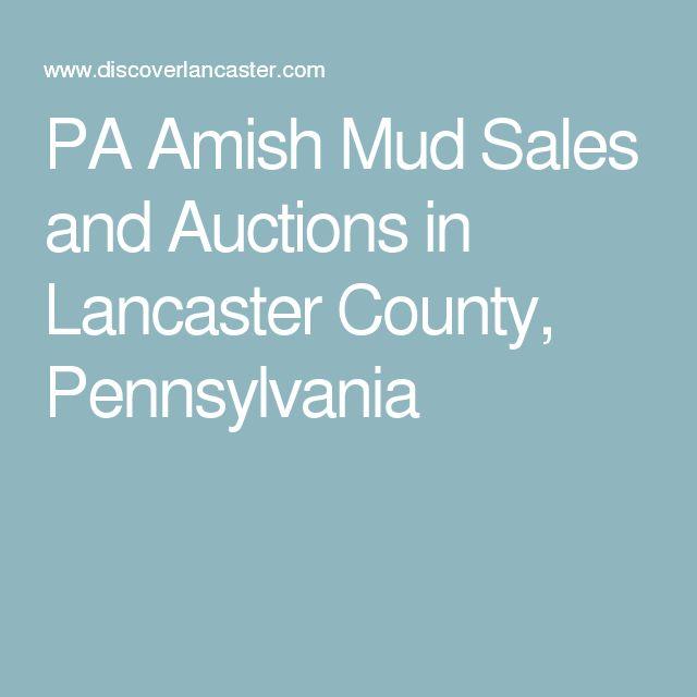 Pa Mud Sales