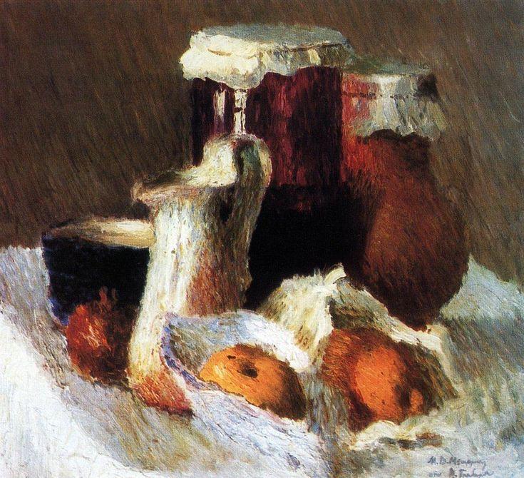 Modern Art - Russian Post-Impressionist Painter Igor Grabar