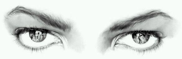 Mascara crying eyes endless cumming