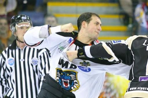 LEPPY on his way... | Nottingham Panthers