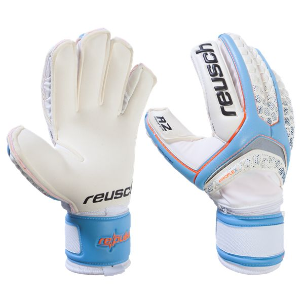 Reusch Pulse Pro G2 Ortho-Tec Goalkeeper Glove   Check out the best in soccer goalkeeping equipment and gear at WorldSoccershop.com
