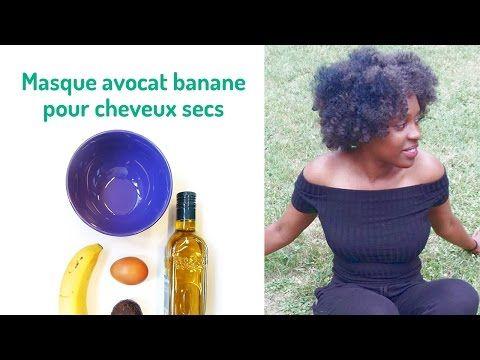 DIY en vidéo : Le Masque capillaire Avocat Banane