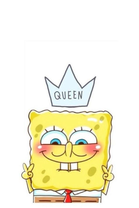 funny, queen, smiles, sponge bob, timeline cover, wallpaper, cute wallpapers