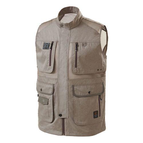 Multi-Pocket-Mesh-Vest-Waistcoat-Fishing-Hunting-Outdoor-Jacket-S-2XL-581-584