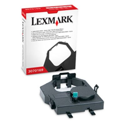 Lexmark 3070169 High Yield Black Re-Inking Printer Ribbon #3070169 #Lexmark #TAARibbonCartridges  https://www.techcrave.com/lexmark-3070169.html