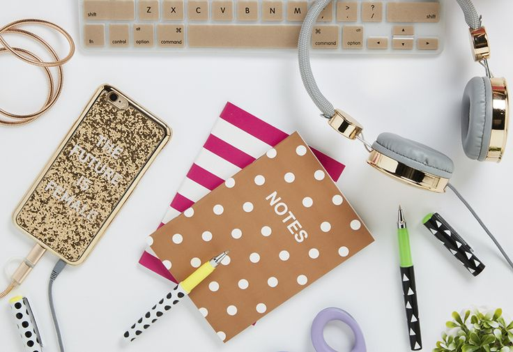 New semester...means new stationery!
