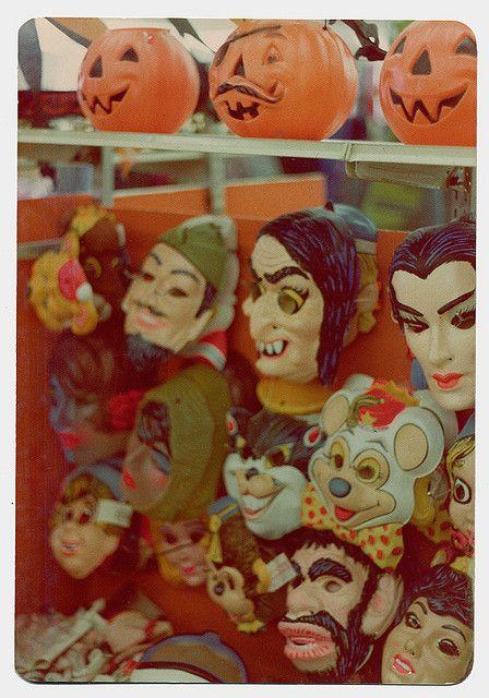 Halloween in the 70s-80s