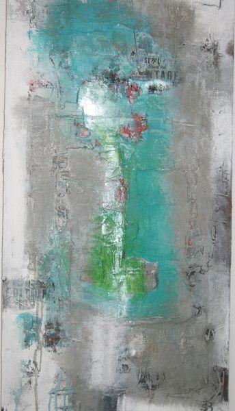 Abstrakt / Malerei (Ohne Titel) #13 - Bild / Kunst von MalArt bei KunstNet