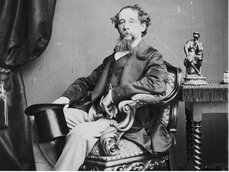Tüm Zamanların En Çok Satan Romanının Yazarı Nev-i Şahsına Münasır Kişilik: Charles Dickens