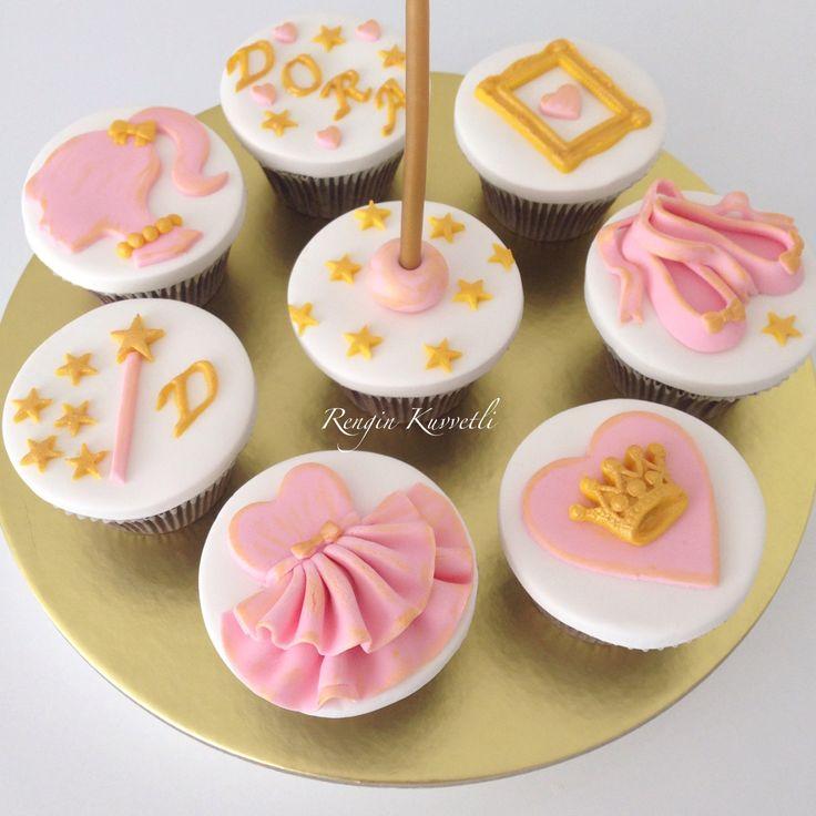 Balerin Cupcake / Ballerin Cupcakes