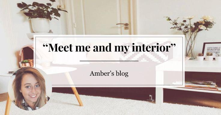 B l o g | Let's meet with... Amber! Amber vertelt in haar eerste blog wie ze is, wat haar stijl is en geeft je natuurlijk weer nieuwe inspiratie! Check: http://www.furnlovers.nl/inspiratie/hello-there-meet-me-and-my-interior/
