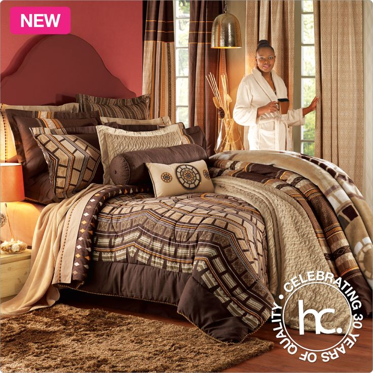 Mosaic duvet and comforter set from R59 p/m