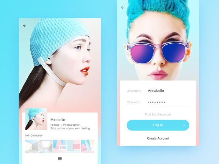 Profile / Sign up – iOSUp