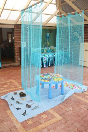 Under the Sea Activities for 1 - 3 year olds...
