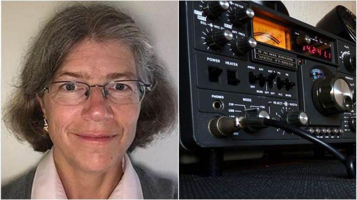 MYSTERY: Did Fusion GPS's Nellie Ohr Evade NSA Surveillance With A Ham Radio?