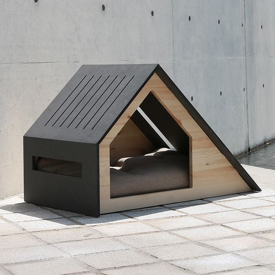 From South Korea-based brand Bad Marlon comes a set of minimalist, design-forward pet homes even humans with envy. Our favorite is the Deauville House, which is built from eco-friendly wood and held together by super-strong magnets, allowing for a...