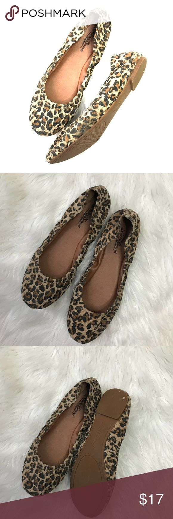 Lucky Brand Flats Size 7.5 Signs of wear see pictures, but great Condition overall Lucky Brand Shoes Flats & Loafers