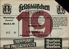 #Ticket  Ticket II. BL 86/87 Hannover 96  1. FC Saarbrücken 10.06.1987 #nederland