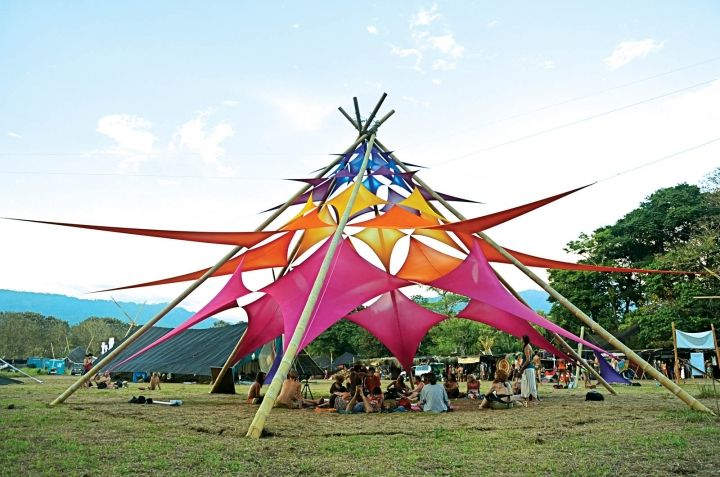 festival shade structures - Google Search