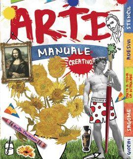ARTE MANUALE CREATIVO    Autore: A.A.V.V.   EAN: 9788860234902   Editore: IDEEALI   Collana: CREATIVITA' BAMBINI   Pagine: 96     Pieno di suggerimenti per disegnare, pagine da colorare, attività, puzzle, labirinti, giochi e molto altro. E poi un sacco di fatti divertenti sugli artisti famosi e di capolavori per ispirare la tua creatività.    € 11,50