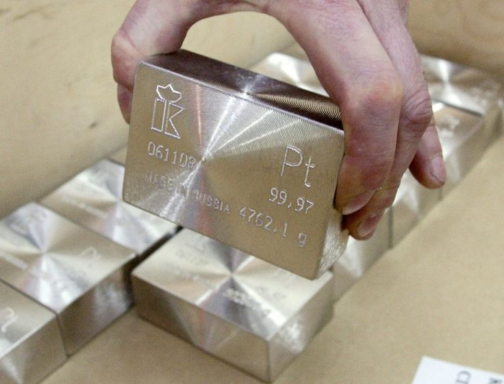 raw platinum | HARARE(BullionStreet) : Two weeks after Zimbabwe banned raw platinum ...