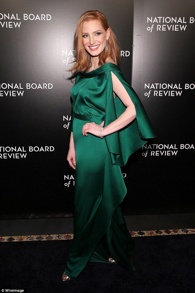 Lauded:She received her first Oscar nomination for The Help that year and then cemented her star status with a second nod for 2012's Zero Dark Thirty