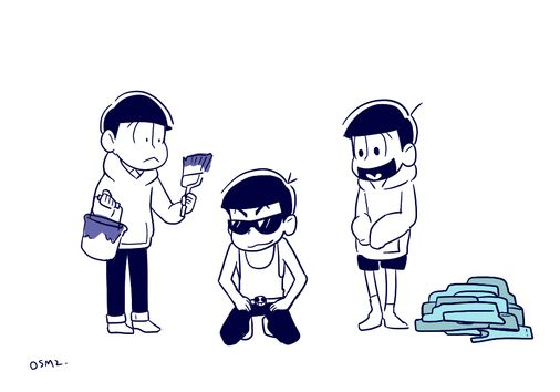 Karamatsu is that how you were made?