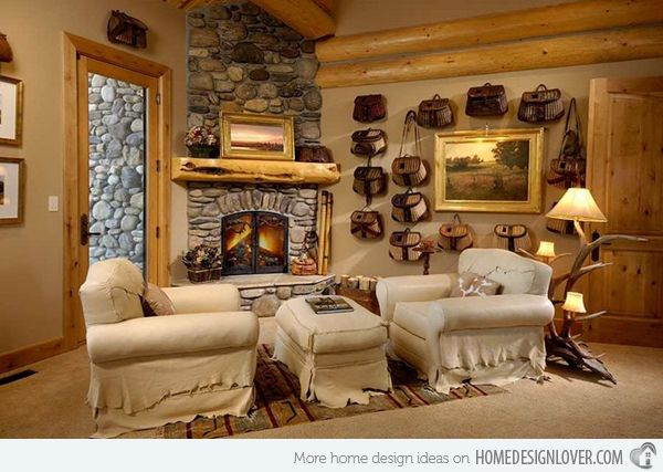16 Awesome Western Living Room Decors Western Living