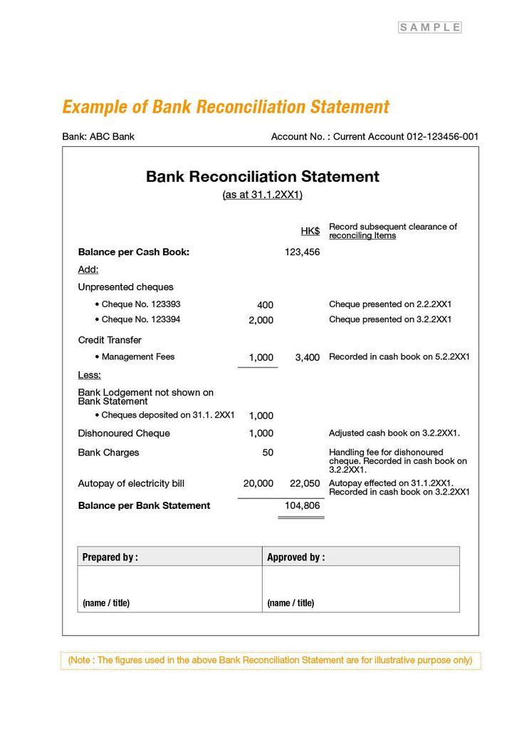 Pin on free billing statement templates