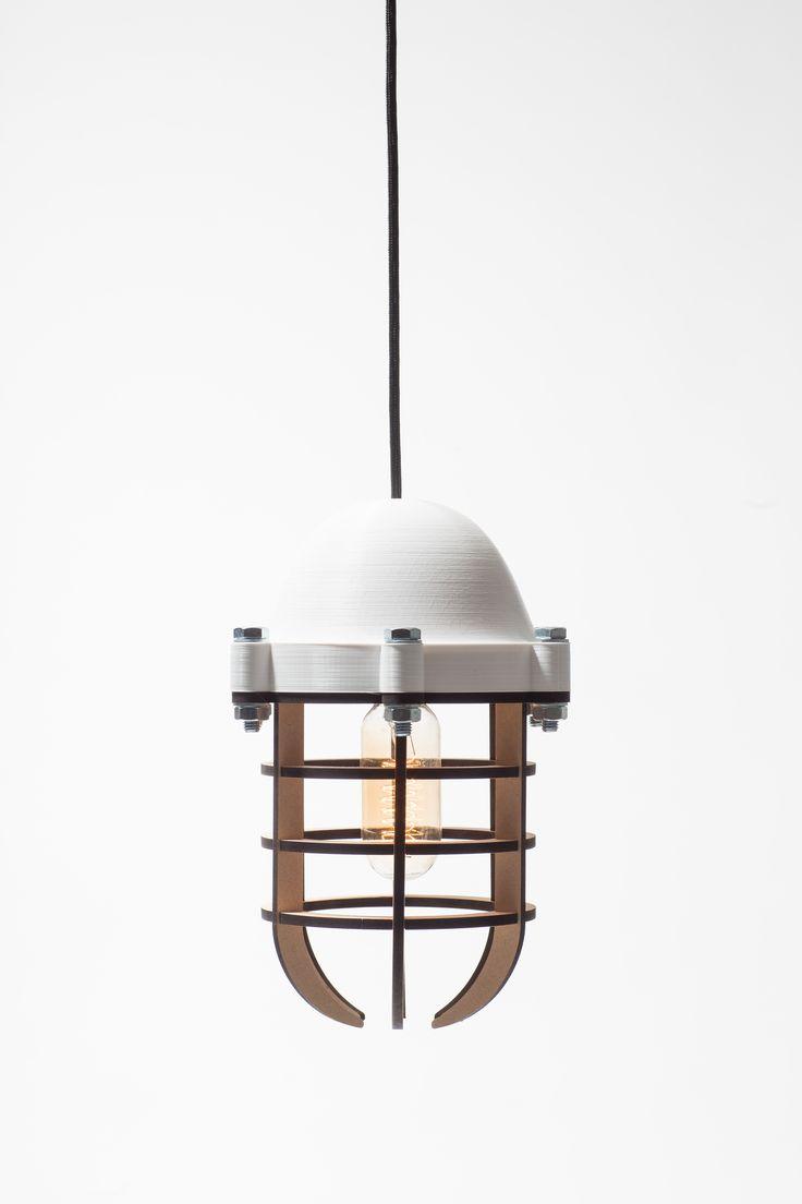 Lichtlab NO.20 Printlamp - by Olaf Weller