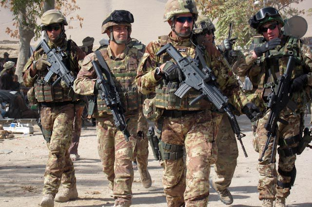 Italy Military | Italian Soldiers In Afghanistan ~ Global Military Review