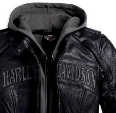 Womens harley davidson leather motorcycle jackets