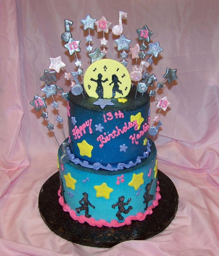 31 Best Shake It Up Chicago Cakes Images On Pinterest