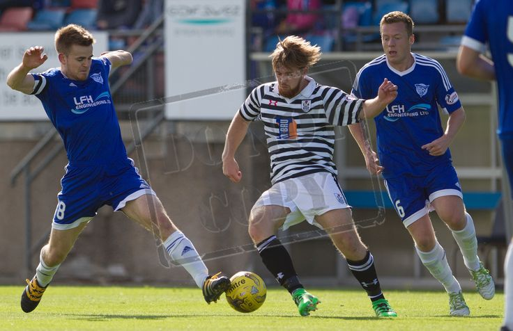 Queen's Park's Aiden Malone in action during the Ladbrokes League One game between Peterhead and Queen's Park.