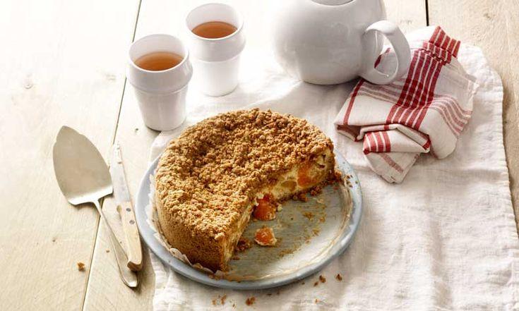 De lente is officieel begonnen en dat vieren we met heerlijke taart. Ook zo dol op cheesecake? Met dit recept maak je een heerlijke fruitige cheesecake.