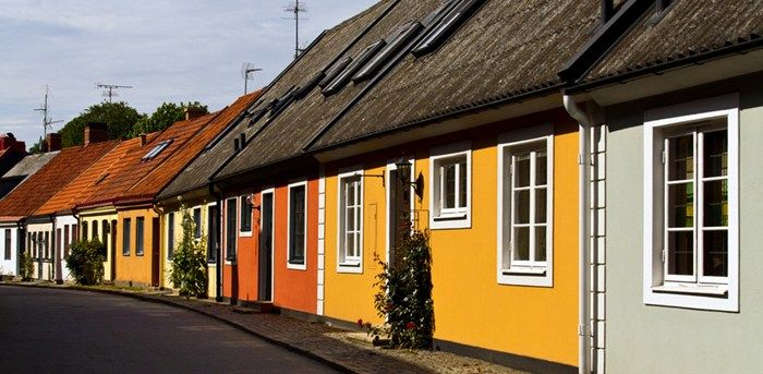 Skåneleden - Section: 1 Ystad - Nybrostrand  - Kurt Wallendar books