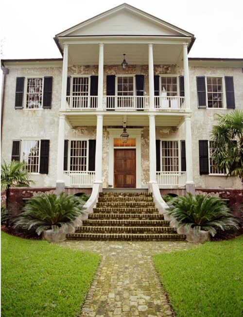 17 best images about all things southern on pinterest for Southern houses with porches