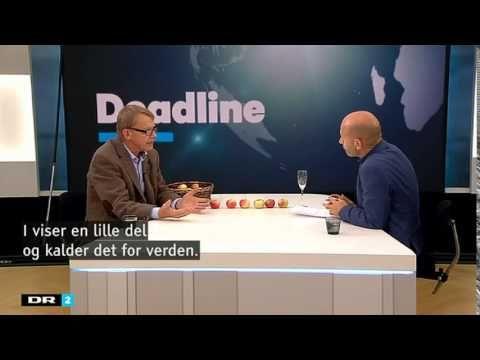 Hans Rosling läxade upp reporter i tv