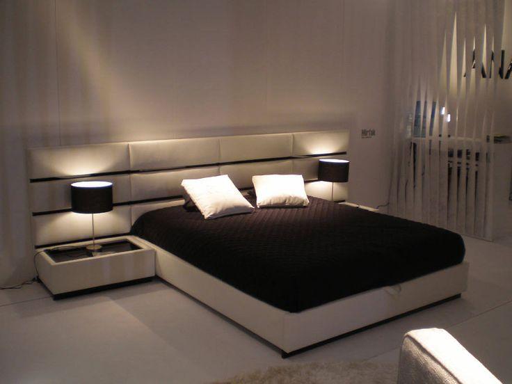 Las 25 mejores ideas sobre camas modernas en pinterest y - Diseno de cabeceros de cama ...