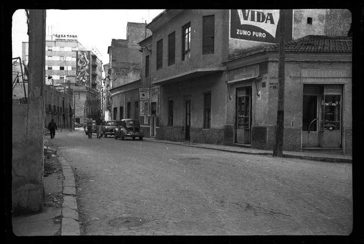Visor Archivo General Región de Murcia. FM,1031/8,32 / Murcia. Santa Eulalia. Calle de Mariano Vergara. Antes de la Puerta de Orihuela.