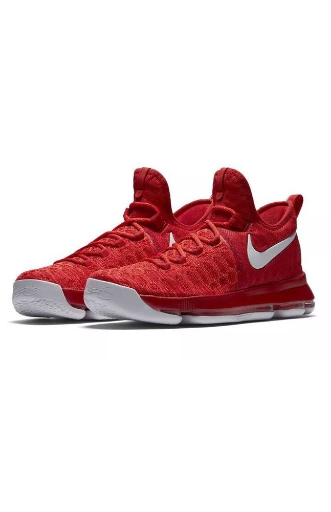 outlet store ca860 da261 Nike Zoom KD 9    University Red White Kevin Durant MENS SIZE 11.5 (843392- 611)  fashion  clothing  shoes  accessories  mensshoes  at…