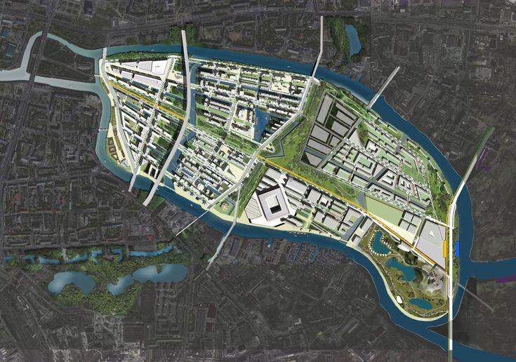 Kaliningrad, Russia  2018 FIFA World Cup Stadium Winning Proposal / Wilmotte & Associés