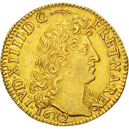 1682 L Louis d'or à la tête nue Louis d'Or PCGS AU58 *** Be sure to check out this awesome product.