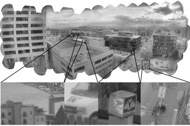 50-Gigapixel Camera Created Using 98 Microcameras
