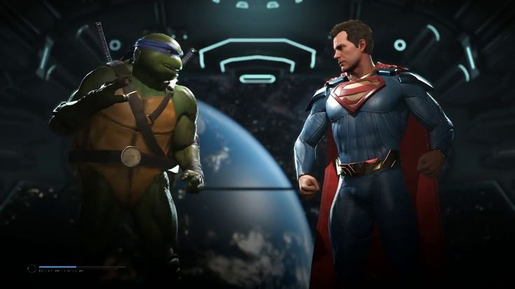 Injustice 2 TMNT Stream and new Patch Details